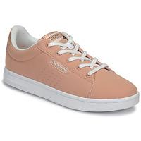 Topánky Dievčatá Nízke tenisky Kappa TCHOURI LACE Ružová / Biela
