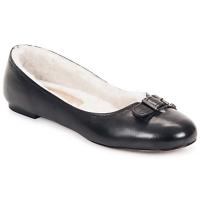 Topánky Ženy Balerínky a babies Keyté ASTOR čierna