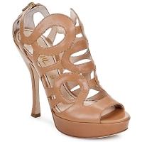Topánky Ženy Sandále Jerome C. Rousseau ISY Ťavia hnedá