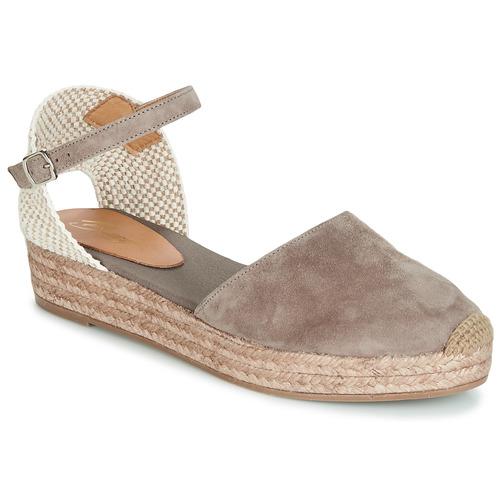 Topánky Ženy Sandále Betty London ANTALA Šedá