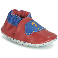 Topánky Chlapci Papuče André LES BULLES Červená