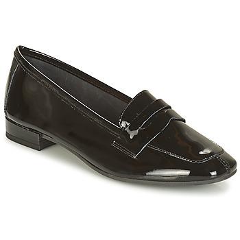 Topánky Ženy Mokasíny André NEMOURS 2 Čierna