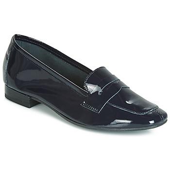 Topánky Ženy Mokasíny André NEMOURS 2 Námornícka modrá