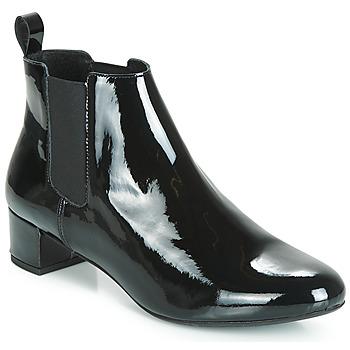 Topánky Ženy Polokozačky André PAOLA Čierna