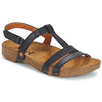 Topánky Ženy Sandále Art I BREATHE Čierna