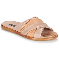 Topánky Ženy Šľapky Neosens AURORA Béžová / Svetlá telová