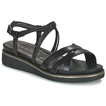 Topánky Ženy Sandále Tamaris EDA Čierna