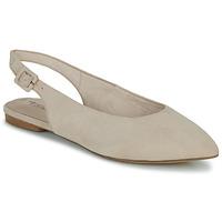 Topánky Ženy Sandále Tamaris MALOU Béžová