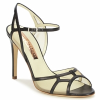 Topánky Ženy Sandále Rupert Sanderson TREEN Čierna / Béžová
