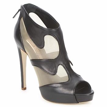 Topánky Ženy Nízke čižmy Rupert Sanderson ORBIT Čierna / Béžová