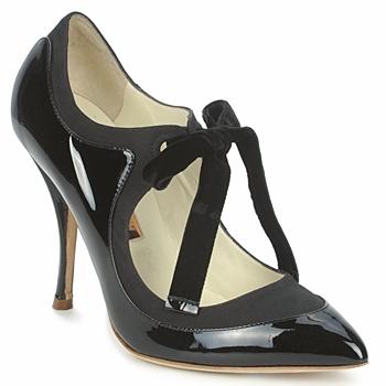 Topánky Ženy Lodičky Rupert Sanderson BLAZE Čierna