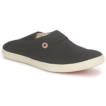 Topánky Slip-on Dragon Sea XIAN TOILE čierna