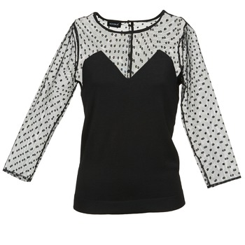 Oblečenie Ženy Svetre Kookaï FERMULE Čierna