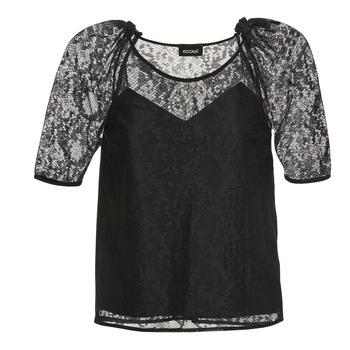 Oblečenie Ženy Blúzky Kookaï BASALOUI čierna