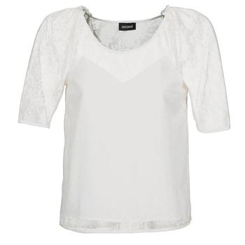 Oblečenie Ženy Blúzky Kookaï BASALOUI Biela