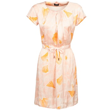 Oblečenie Ženy Krátke šaty Kookaï VOULATE Ružová / Žltá