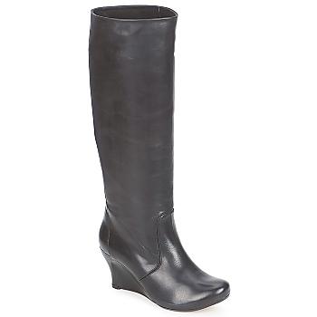 Topánky Ženy Čižmy do mesta Vialis GRAVAT Čierna