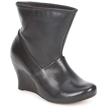 Topánky Ženy Čižmičky Vialis SILINI Čierna