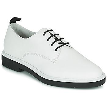Topánky Ženy Derbie André TWIST Biela