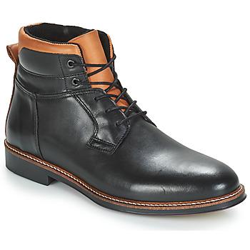 Topánky Muži Polokozačky André SINTRA Čierna