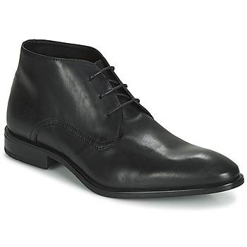 Topánky Muži Polokozačky André CROWE Čierna