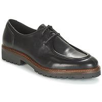 Topánky Muži Derbie André VILLETTE Čierna