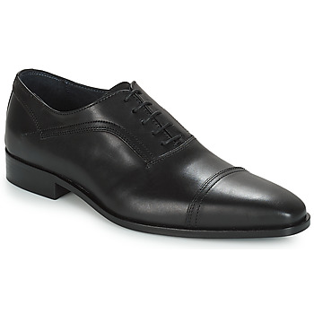 Topánky Muži Richelieu André JOHN Čierna