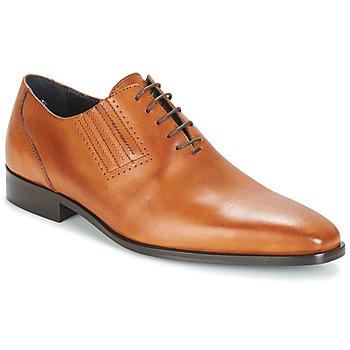 Topánky Muži Richelieu André PRINCE Ťavia hnedá