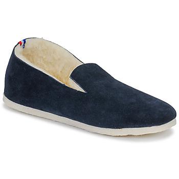 Topánky Muži Papuče André ICEBERG Námornícka modrá