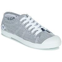 Topánky Ženy Nízke tenisky Le Temps des Cerises BASIC 02 Modrá / Biela
