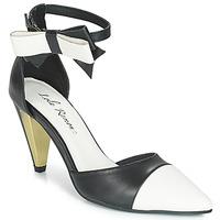 Topánky Ženy Sandále Lola Ramona RAMONA Čierna / Biela