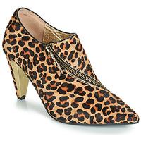 Topánky Ženy Čižmičky Lola Ramona RAMONA Leopard