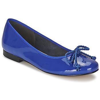 Topánky Ženy Balerínky a babies Betty London LIVIANO Námornícka modrá