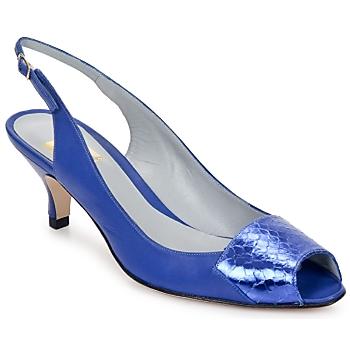 Topánky Ženy Sandále Fred Marzo LILI SLING Modrá elektrická