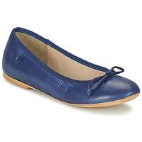 Topánky Ženy Balerínky a babies Betty London OMISTA Modrá