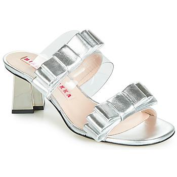 Topánky Ženy Sandále Minna Parikka FELIZ Strieborná