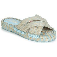 Topánky Ženy Sandále Miss L'Fire BOHEME Béžová