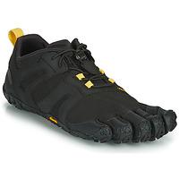 Topánky Ženy Bežecká a trailová obuv Vibram Fivefingers V-TRAIL Čierna / Žltá