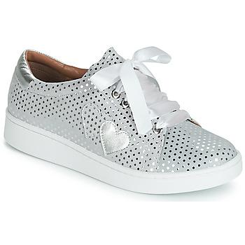 Topánky Ženy Nízke tenisky Cristofoli ARE Strieborná