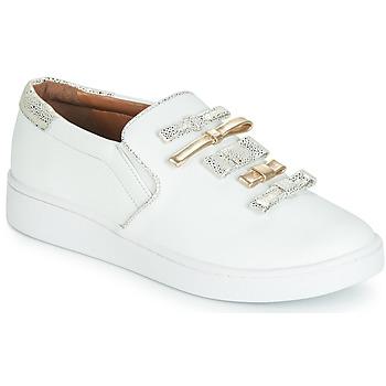 Topánky Ženy Slip-on Cristofoli JOLA Biela