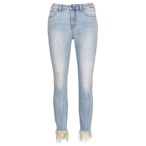 Oblečenie Ženy Džínsy 3/4 a 7/8 Armani Exchange HELBAIRI Modrá