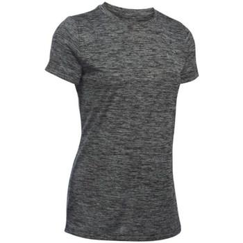 Oblečenie Ženy Tričká s krátkym rukávom Under Armour Tech Twist Grafit