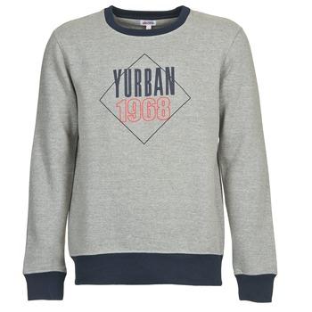 Oblečenie Muži Mikiny Yurban CEDRIC šedá