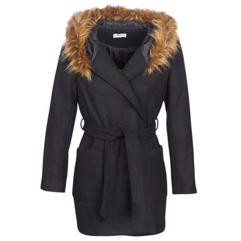 Oblečenie Ženy Kabáty Betty London JORREY Čierna