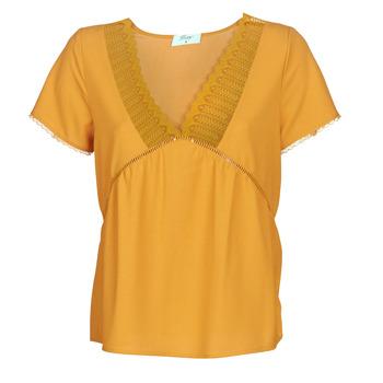 Oblečenie Ženy Blúzky Betty London JOCKY Žltá