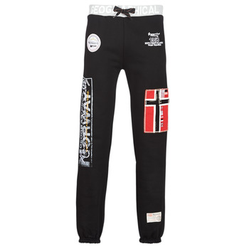 Oblečenie Muži Tepláky a vrchné oblečenie Geographical Norway MYER Čierna