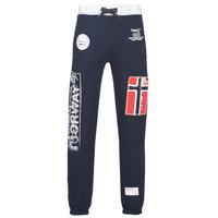 Oblečenie Muži Tepláky a vrchné oblečenie Geographical Norway MYER Námornícka modrá