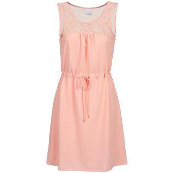 Oblečenie Ženy Krátke šaty Vero Moda ZANA Ružová