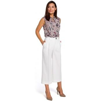 Oblečenie Ženy Šaty Style S139 Cullotes - ecru