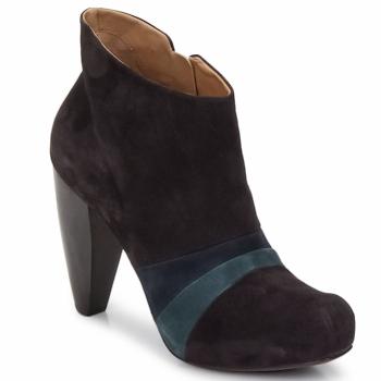 Topánky Ženy Nízke čižmy Coclico LESSING Hnedá